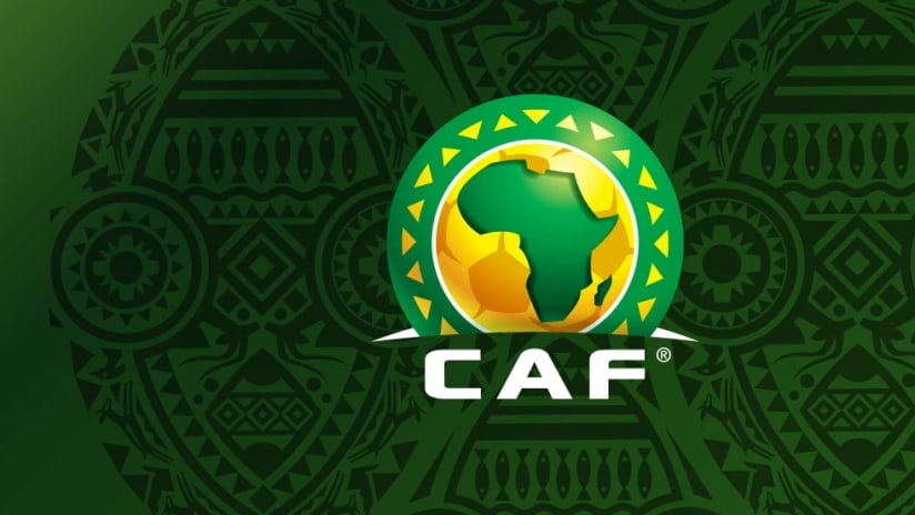 AFCON logo - Future of Competitions - Announcement