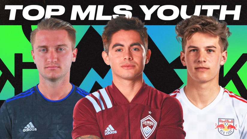 Top Performance by Young Players for MLS Week 12