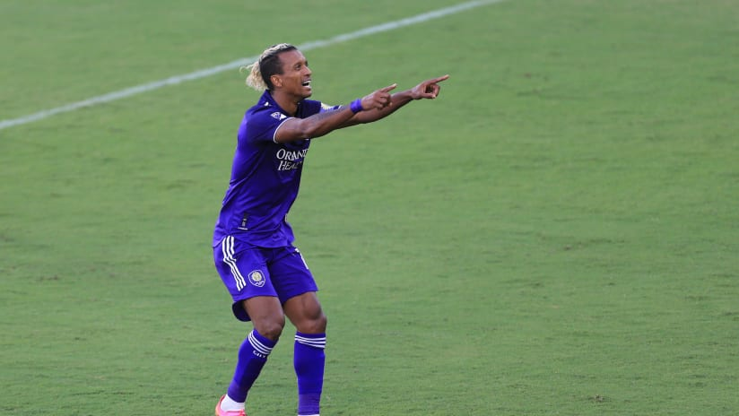 Orlando's Nani continues golazo streak but frustration reigns at NYCFC equalizer