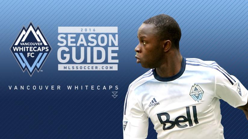 2016 Season Guide - VAN
