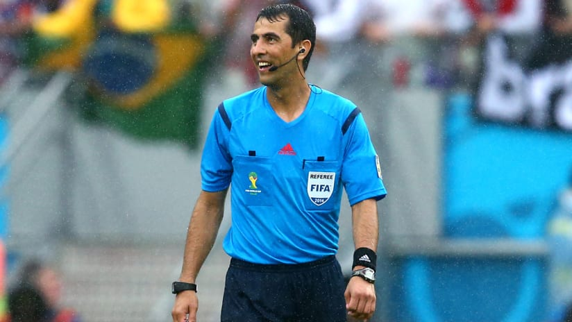 Ravshan Irmatov - referee - Asian Football Confederation