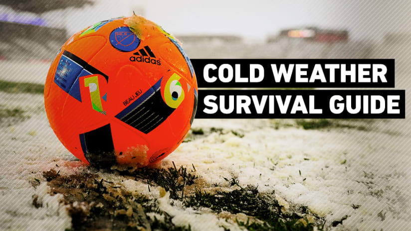 MLS orange ball for Bobby Warshaw feature