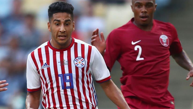 Cecilio Dominguez - Paraguay - Austin FC