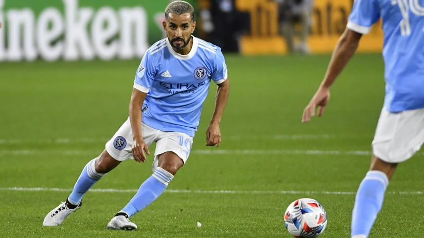 Why NYCFC's transfer strategy has evolved since Lampard and Pirlo