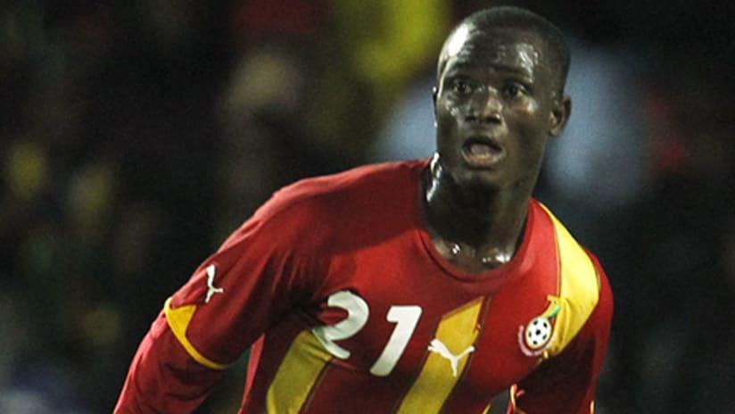 Mohammed Abu - Ghana - October 11, 2011