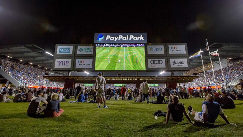 PayPal Park Rendering 2