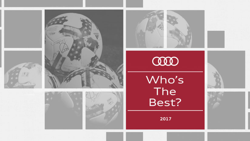 Audi Who's the Best
