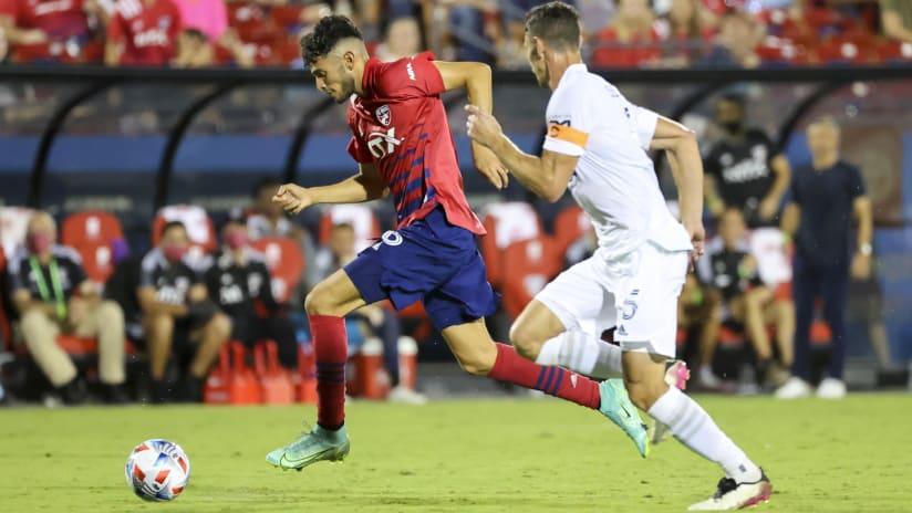 FC Dallas forward Ricardo Pepi named Week 15 MLS Player of the Week
