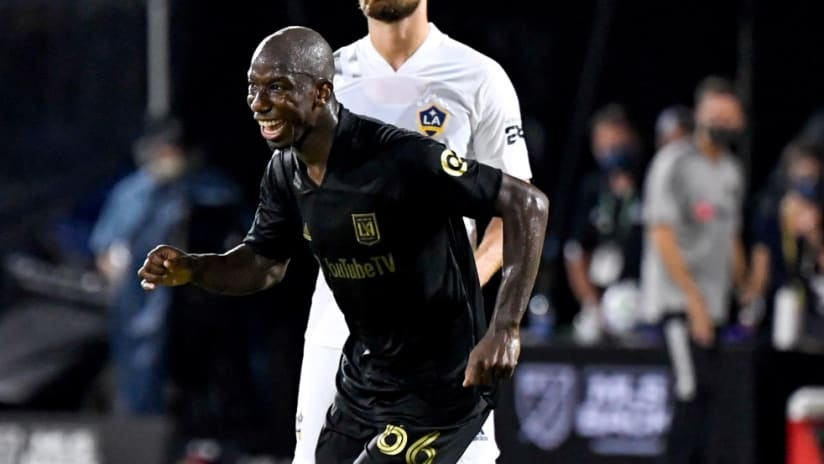 Bradley Wright-Phillips - smiling - LAFC