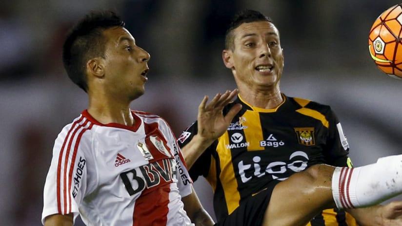 Leonel Vangioni - River Plate - Summer 2016