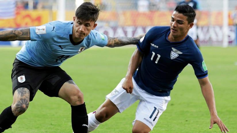 Brian Rodriguez - Uruguay - U-20 World Cup