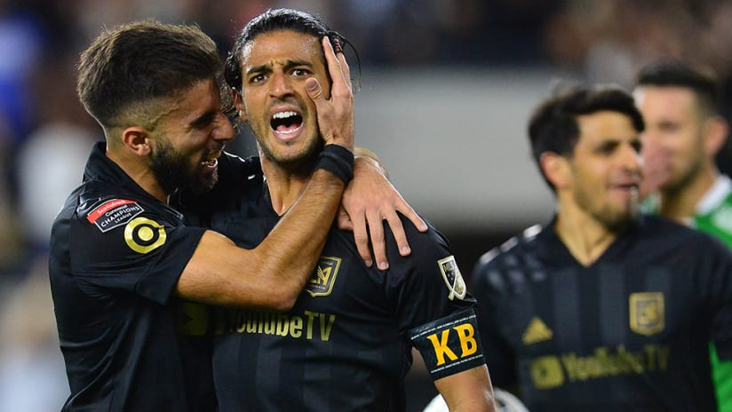 Is 2021 the last chance for LAFC's core to chase MLS Cup?