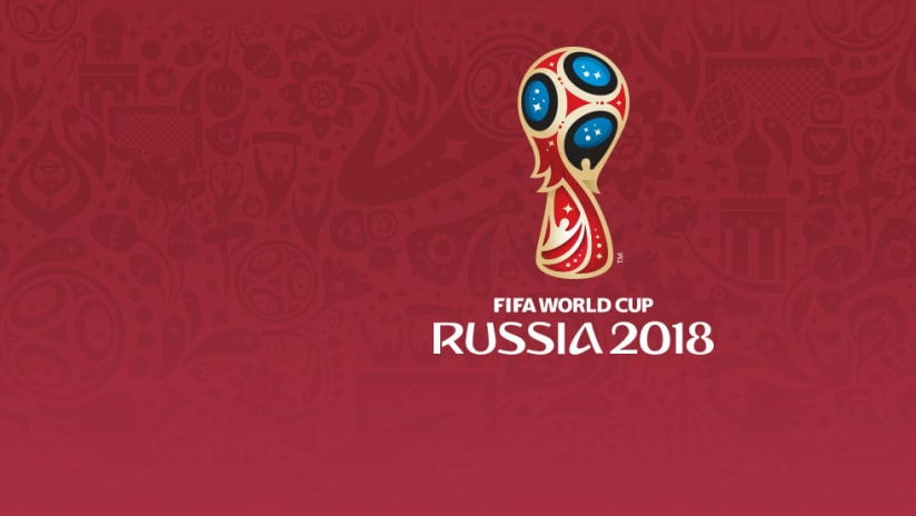 World Cup 2018 - Russia 2018 logo - generic image