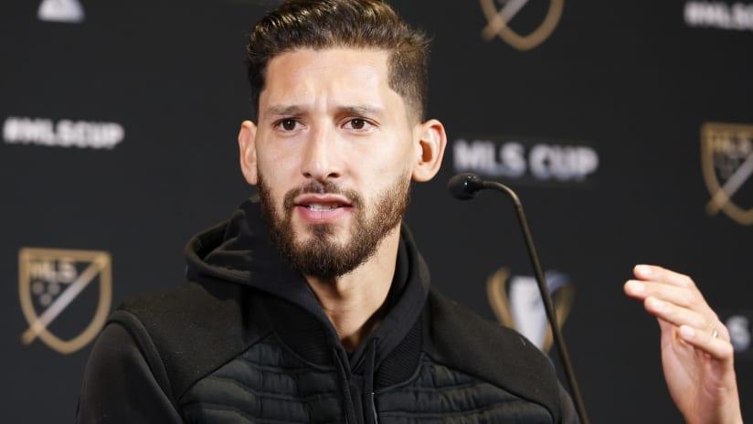 Omar Gonzalez — MLS Cup 2019 — press conference