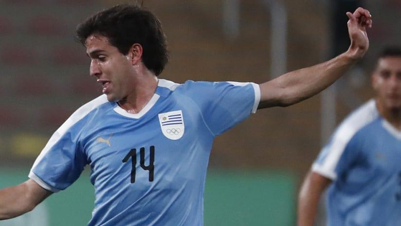 Francisco Ginella - Uruguay - tight shot