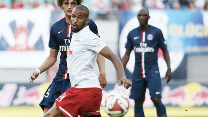 Terrence Boyd with Red Bull Leipzig