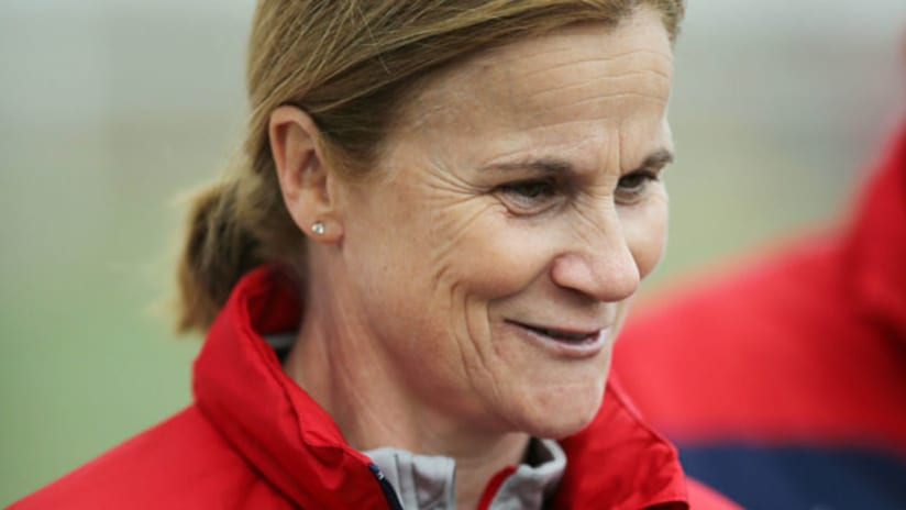 Jill Ellis hired to lead USWNT