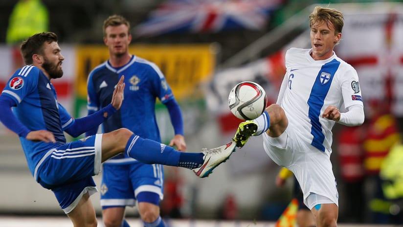Rasmus Schuller - Finland national team