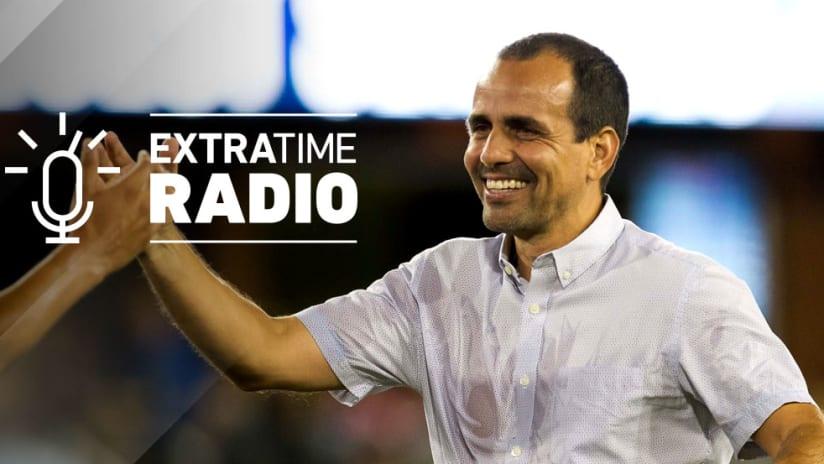 Oscar Pareja - ExtraTime Radio