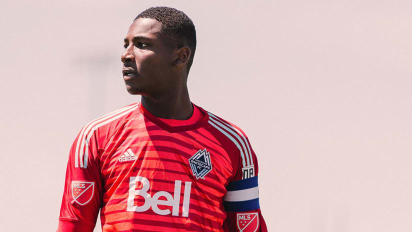 Chituru Odunze - Vancouver Whitecaps FC - GA Cup
