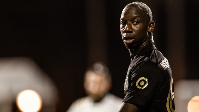 Bradley Wright-Phillips - LAFC - side look