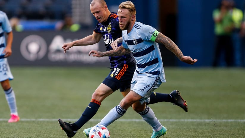 """Leagues Cup hangover? Seattle must """"push through"""" in crucial Sporting KC visit"""