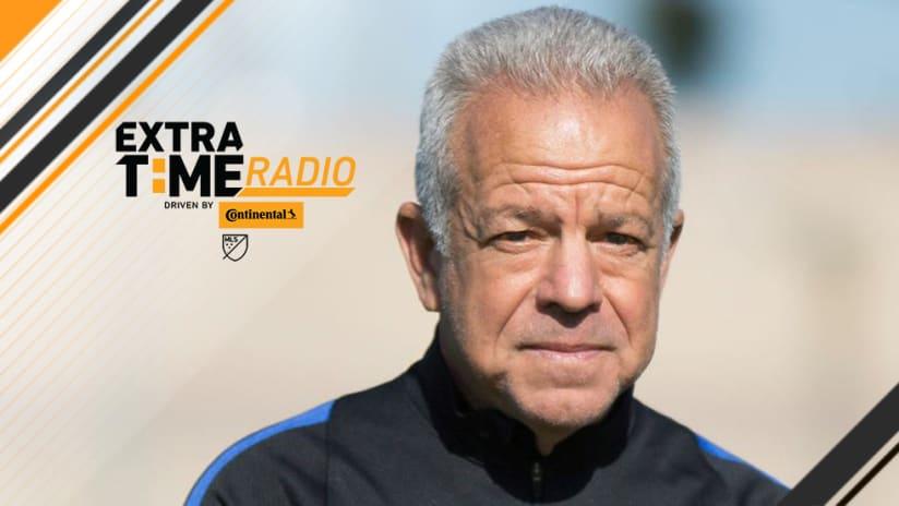Dave Sarachan - ExtraTime Radio