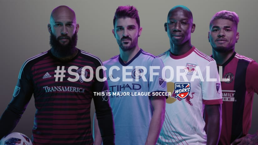 Soccer For All Primary Image