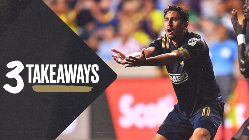Three takeaways from Philadelphia Union's CCL semifinal loss to Club América