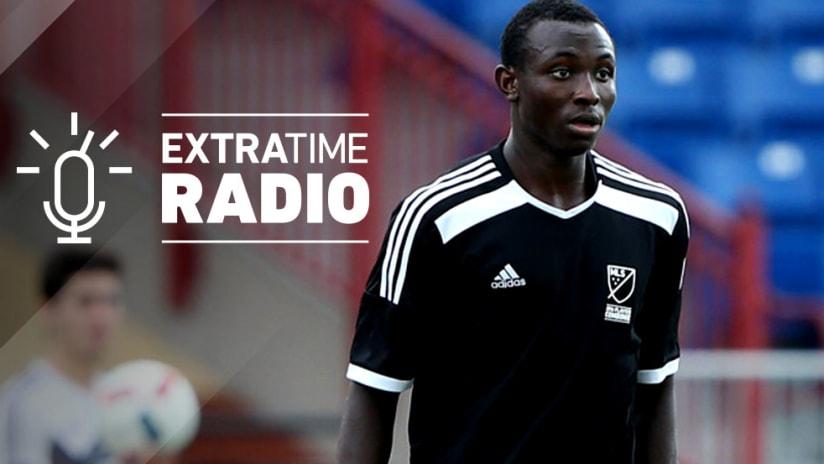 Joshua Yaro - ExtraTime Radio