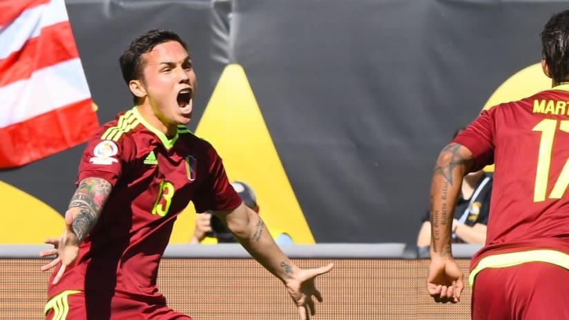 Josef Martinez - Venezuela - Celebrate