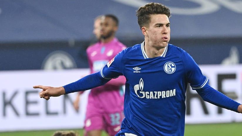 Matthew Hoppe - Schalke - goal