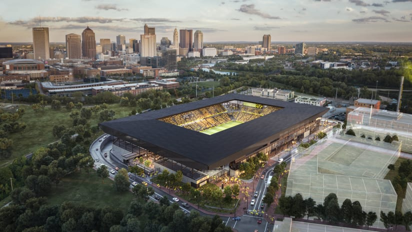 Columbus co-owner Dee Haslam on what to expect from Crew's new stadium