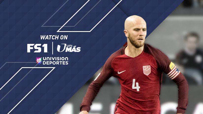 USA vs. Trinidad and Tobago - June 8, 2017