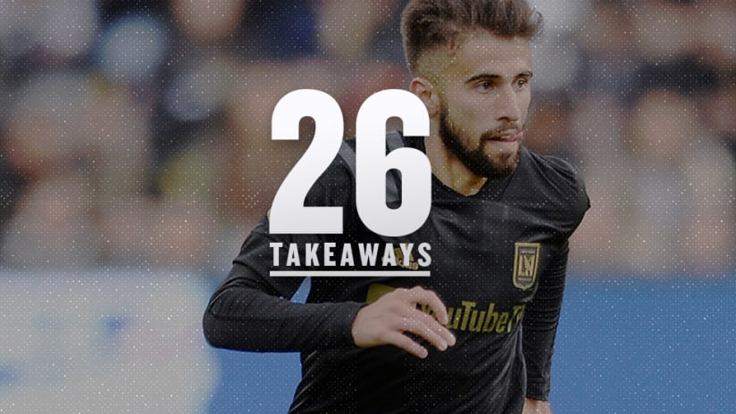 26 Takeaways: Diego Rossi