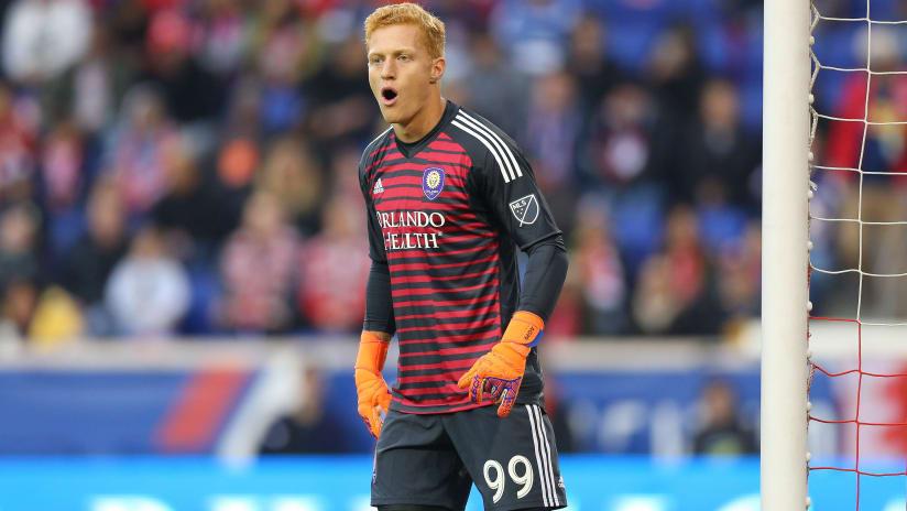 Orlando sign Adam Grinwis as Brandon Austin returns to Tottenham