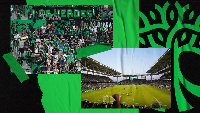 The sport I love comes to the city I love: On Austin FC's celebrated home opener