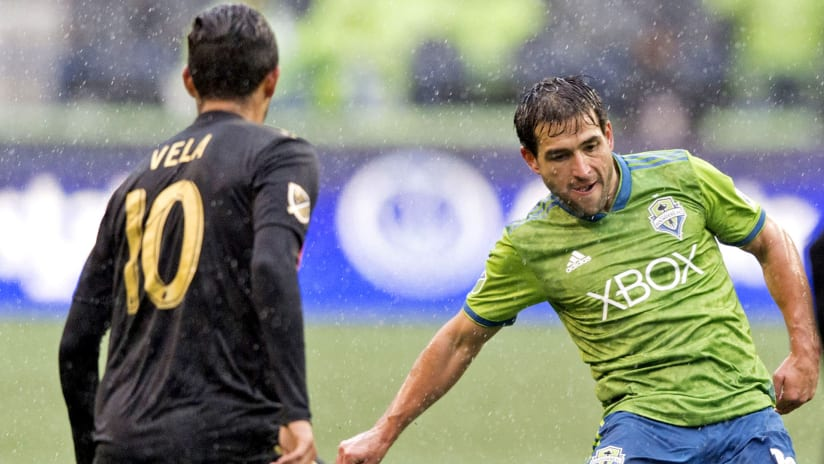 LAFC and Seattle give injury updates on Vela, Rossi and Lodeiro