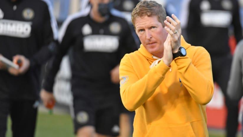 Philadelphia Union not intimidated by Atlanta United in East six-pointer