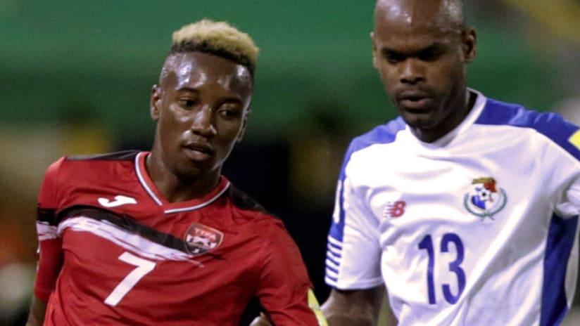 Cordell Cato - Trinidad and Tobago - Close up