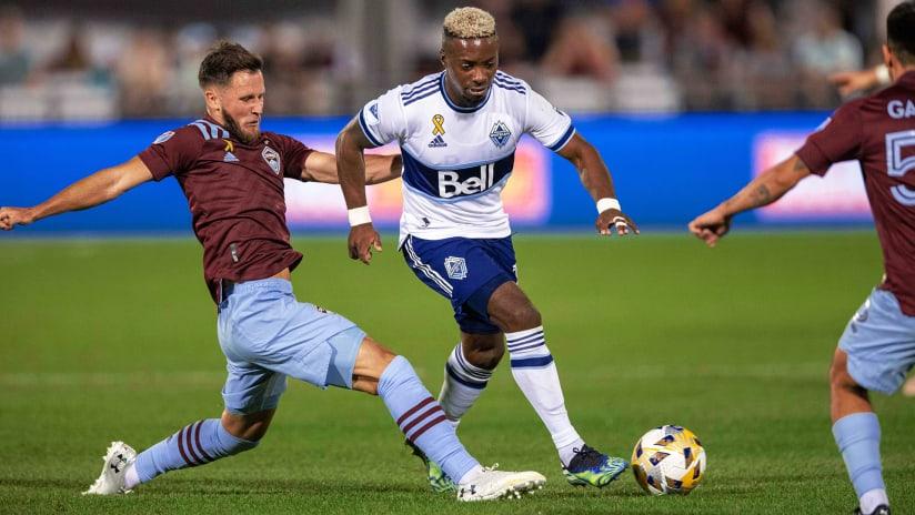 Recap: Colorado Rapids 1, Vancouver Whitecaps FC 1