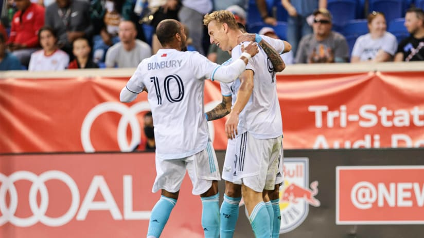 The Pitch: New England Revolution Are Reveling On Top