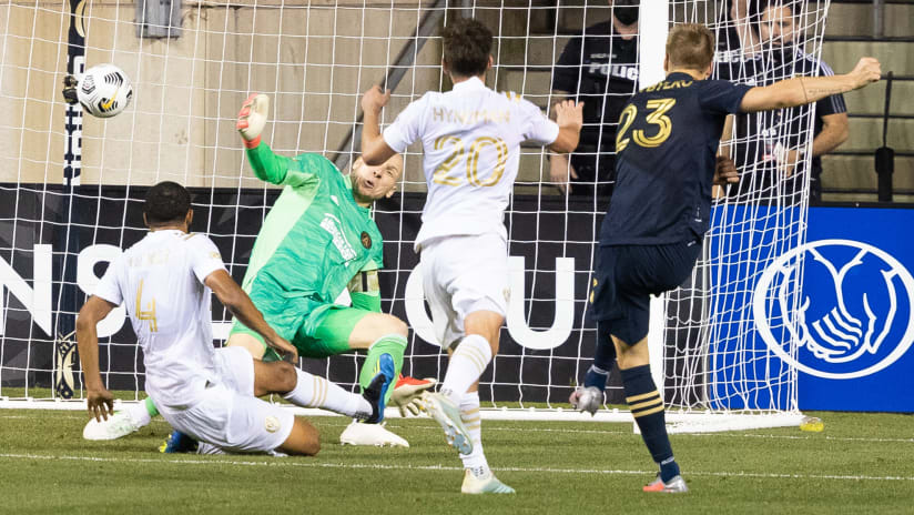 Three takeaways from Philadelphia Union's CCL ouster of Atlanta United