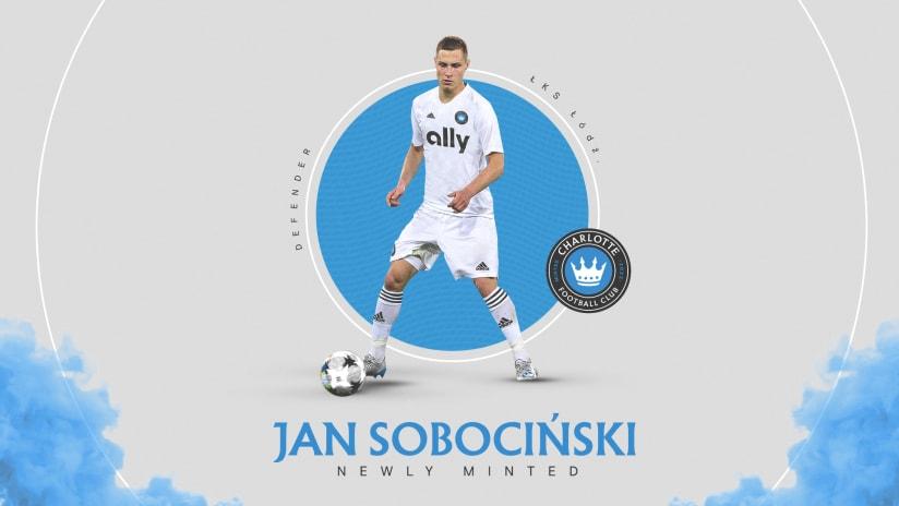 Jan Sobocinski - Charlotte FC