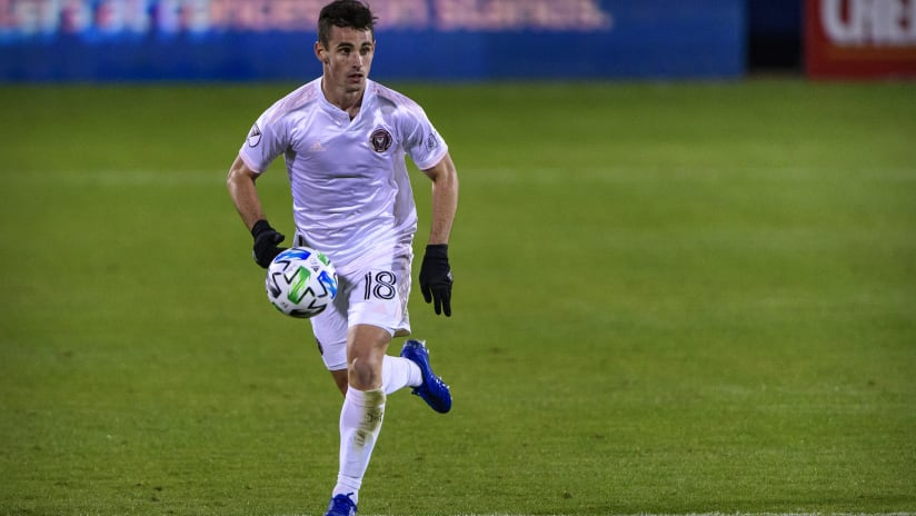 Nashville SC acquire defender Dylan Nealis in trade with Inter Miami