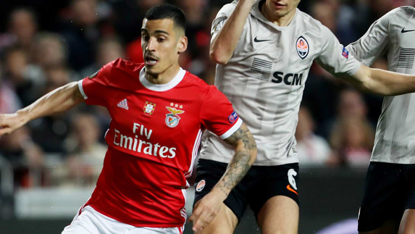 Chiquinho - Benfica - cropped in