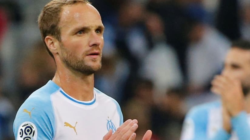 Valere Germain - Marseille - Clapping
