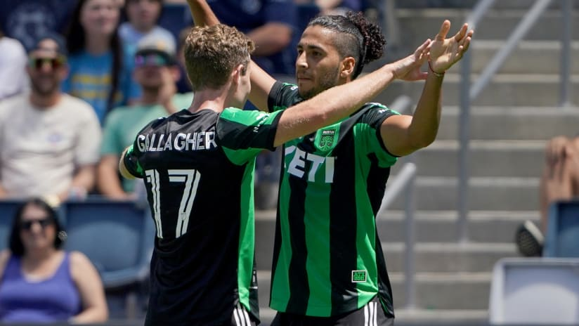 """""""There's going to be urgency"""": Austin FC end early-season road marathon on high note"""