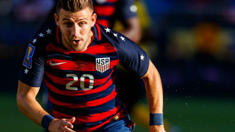 Paul Arriola -- Close Up -- USA Gold Cup Final