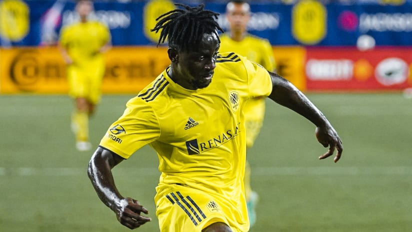 """More Ake Loba ahead? Nashville coach Gary Smith says he's """"coming on terrifically well"""""""